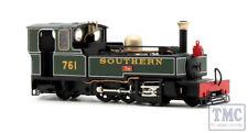 9952 Heljan OO9 Narrow Gauge Lynton & Barnstaple 2-6-2T 761 'Taw' SR Green