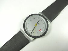 Braun Armbanduhr wasserdicht watch water resistant Vintage O50 N4