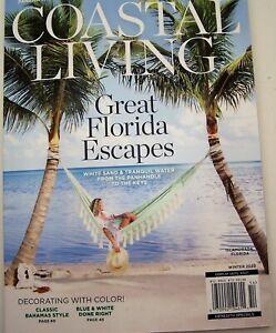 Coastal Living Winter 2020