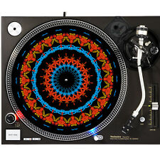 Portable Products Dj Turntable Slipmat 12 inch - Frog Heaven