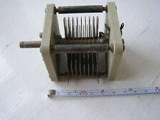 Condensateur variable ATU Antenna Tuner Amplificateur Radio Amateur Ham Antenne LC