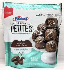 Hostess Bakery Petites Double Chocolate Cake Delights 7.9 oz