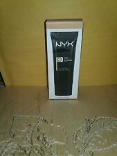 NYX HD High Defenition Studio Photogenic Foundation Natural