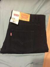 boys Levi's 550 husky jeans size 8 (28x23) Nwt Black. Reg. 40.00now17.00freeship