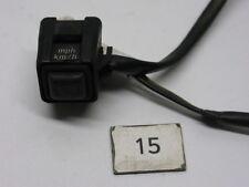 Suzuki XF650 1998 MPH / KPH Converter Button #15