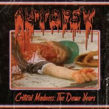 Critical Madness: The Demo Years by Autopsy (Vinyl, Mar-2018, Peaceville Records (USA))