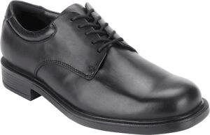 Rockport Margin Oxford Shoes (Men's) in Black - NEW