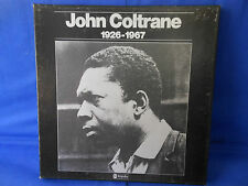 JOHN COLTRANE BOX 6 LP RARE LIMITED N°1810 INSERT + LIVRET EXC