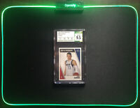 2018 Panini NBA Stickers 428 Luka Doncic Rookie Card CSG 9.5 Gem Mint 1st Graded