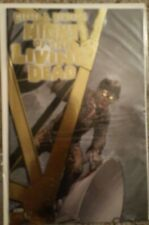 NIGHT OF THE LIVING DEAD ANNUAL #1 RARE  GOLD FOIL EDITION LIMITED TO 500
