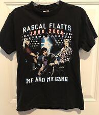 Rascal Flatts 2006 Tour Me And My Gang Small T-shirt