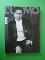 L'Hombre Vogue Italia Enero 2008 387 Enero Roth Tim Walker Laetitia Casta Men