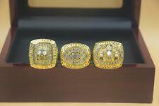 3pcs 1981 1984  1988 San Francisco 49ers Championship Ring !!!