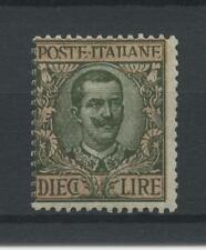 REGNO 1910 L.10 2 **