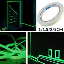Fluoreszierend Klasse Limette Reflektierendes Klebeband 5 Größen X 1M Hoch