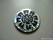POG / Kini N°4 Prism Argenté / WPF Pogs officiel [ Neuf ]