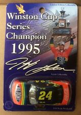 Jeff Gordon #24 DUPONT Winston Cup Series Champion 1:64 1995 Action Collectible