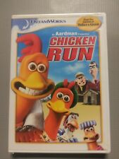 Chicken Run (Dvd, 2004, Widescreen) New Sealed!