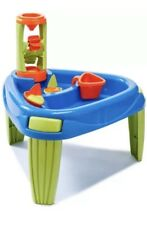 American Plastic Toys Inc Sand and Water Wheel Play Table