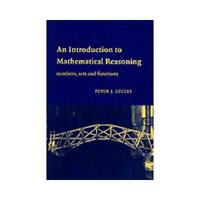 An Introduction to Mathematical Reasoning by Peter J. Eccles