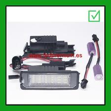 ledpremium 2x LED LICENSE NUMBER PLATE LIGHT VW SCIROCCO 3 III CANBUS