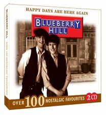 Blueberry Hill Happy Days are Here Again 100 Nostalgic Wartime Favourites 2 CD