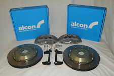Alcon Subaru Impreza 365mm Race Brake Kit