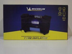 Michelin 4x4 SUV Programmable Superfast Tyre Compressor (Air Pump) no 12315 F