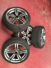 "BMW 3 5 6 Series E63 E64 19"" Alloy Wheels And Tyres Style 167M"