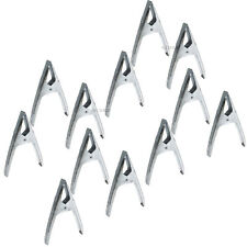 "12 x 6"" Metal Spring Clamps Market Stall Heavy Duty Tarpaulin Clip High Quality"