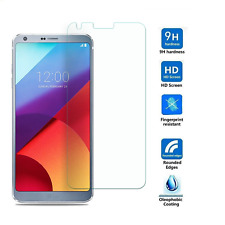 LG G6 Screen Protector 2 Pack Clear Tempered Glass Full Anti Scratch Protection