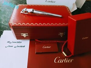 CARTIER PANTHERE PANTHER F.PEN.EXCEPTIONAL,ART,RELIC, RAREST,NEW,THE FIRST ♛♛♛♛♛