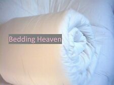 Bedding Heaven 10.5 tog King Bed NEW WHITE GOOSE FEATHER and DOWN Fogarty Duvet.