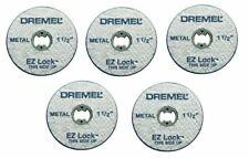 "Dremel EZ456 EZ Lock 5 Pack  1-1/2"" Cut-off Wheel For Rotary Tools"