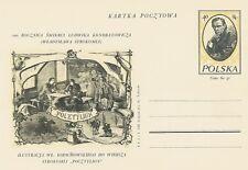 Poland Prepaid Postcard (Cp 217) literature SYROKOMLA