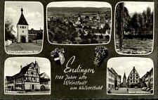 Endingen am Kaiserstuhl 1967 Mehrbildkarte Fachwerk-Haus Königschaffhauser Tor