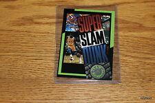 Rare & Collectible 1993 TEAM BLOCKBUSTER #34 Super Slam Dunk Game Card-Near Mint