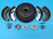 Bremstrommel 200x50 für Peitz & BPW Bremse S 2005-5 Lager 30204/30206 L11121