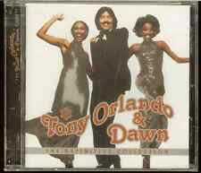 TONY ORLANDO & DAWN Coll. Knock Three Times Tie A Yellow Ribbon 18 Hits  NEW CD