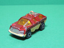 Matchbox Lesney Superfast  N°50 red planet scout diecast car / voiture