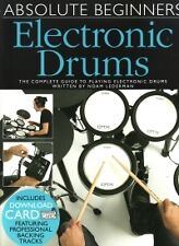 ABSOLUTE BEGINNERS ELECTRONIC DRUMS + online*