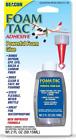 Beacon Foam Tac Adhesive 2 fl oz , Ideal Rc Fomie Crack Yak airplane glue