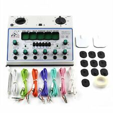kwd808i Electrical nerve muscle stimulator Tens Acupuncture Device 6 Channel