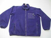 PATAGONIA Vintage 1980 Fleece Jacket Men's Size XL made in USA