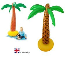 6ft INFLATABLE PALM TREE Blow Up Summer Hawaiian Tropical Pool Beach Party 168cm