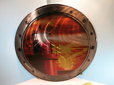 NEXT INNOVATIONS-Lighthouse Beacon Steel Wall Art Decor-Indoor or Out-New