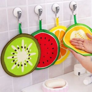 Kitchen Hand Towel Absorbent Wipe Bathroom Hand Towels Quick drying Dish Cloths