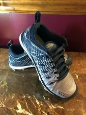 Boombah Men's Cleats Squadron Molded Baseball Shoes Size US 6 EU 36 Navy Gray