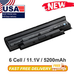 Battery J1KND For DELL Inspiron 3520 3420 M5030 N5110 N5050 N4010 N7110 13R 14R