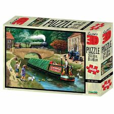 Kevin Walsh Rail & Canal 500pc Super 3D Effect Puzzle
